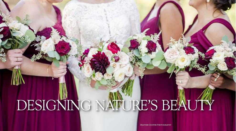 wedding bouquet bridesmaids
