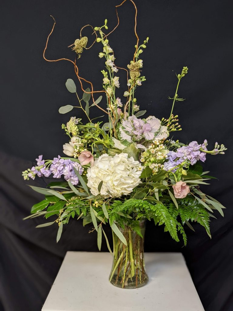 funeral flower arrangement sympathy